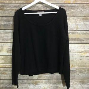 Anthro Isabella Bird Black Sweater